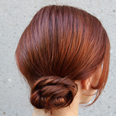 How To Style A Side Chignon